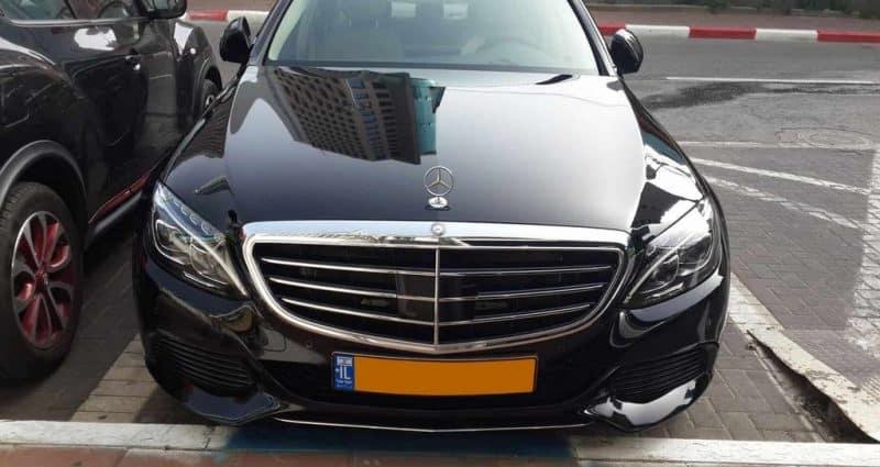 מיגון וציפוי רכב Mercedes