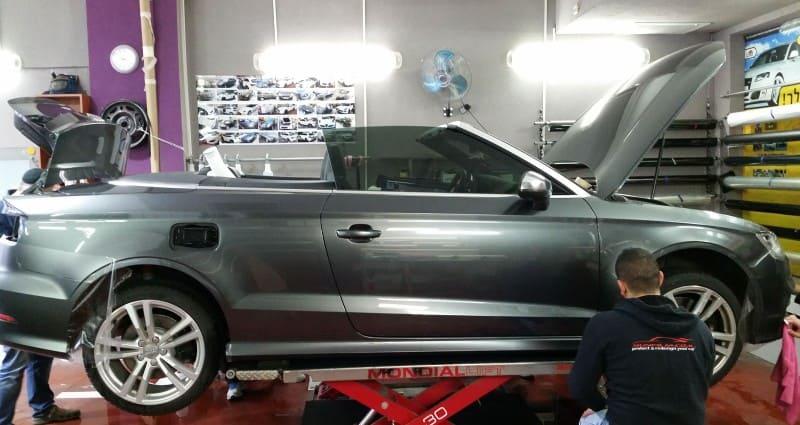 ציוי מט לרכב Audi S3
