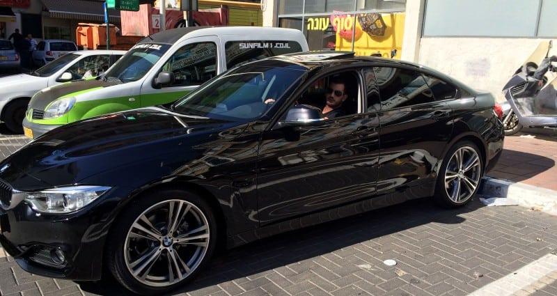 מיגון רכבי BMW