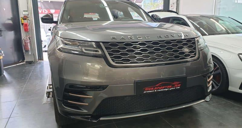 הגנה נגד שריטות לרכב Range Rover Velar