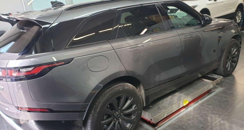 ציפוי נגד שריטות לרכב Range Rover Velar